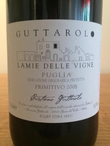 Guttarolo etichette vino
